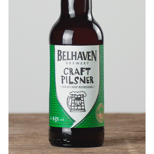 Belhaven Craft Pilsner