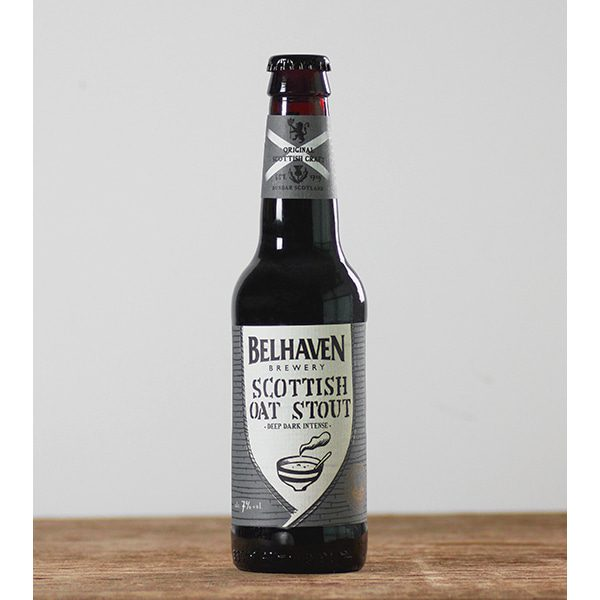 Belhevan Scottish Oat Stout